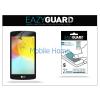 Eazyguard LG D331/D335 L Bello képernyővédő fólia - 2 db/csomag (Crystal/Antireflex HD)