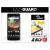 Eazyguard Nokia 6 (2018) gyémántüveg képernyővédő fólia - Diamond Glass 2.5D Fullcover - fekete
