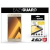 Eazyguard Samsung A520F Galaxy A5 (2017) gyémántüveg képernyővédő fólia - Diamond Glass 2.5D Fullcover - gold