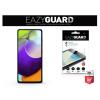 Eazyguard Samsung A526B Galaxy A52 5G képernyővédő fólia - 2 db/csomag (Crystal/Antireflex HD)