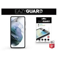 Eazyguard Samsung G990F Galaxy S21 képernyővédő fólia - 2 db/csomag (Crystal/Antireflex HD) mobiltelefon kellék