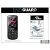 Eazyguard Samsung S5350 Shark képernyővédő fólia - 2 db/csomag (Crystal/Antireflex)