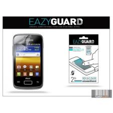 Eazyguard Samsung S6102 Galaxy Y Duos képernyővédő fólia - 2 db/csomag (Crystal/Antireflex) mobiltelefon kellék