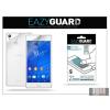 Eazyguard Sony Xperia Z3 (D6603) képernyő- és hátlapvédő fólia - 2 szett/csomag (Crystal/Antireflex HD)