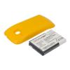 EB464358VU-2400mAh Akkumulátor 2400 mAh sárga hátlappal
