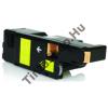 Eco-Pixel Epson C1700 YL sárga (YL-Yellow) kompatibilis (utángyártott) toner