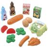 Ecoiffier ECOIFFIER Műanyag játék élelmiszerek hálóban