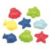 Ecoiffier játékok Ecoiffier tengeri állat  homokozó formák