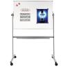 Economy Plus kétoldalú tábla 90x120 cm