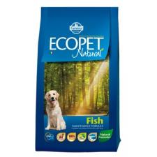Ecopet NATURAL FISH MEDIUM 14KG kutyaeledel