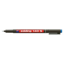 EDDING 140S OHP alkoholos marker, kék filctoll, marker