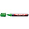 """EDDING """"330"""" 1-5 mm vágott zöld alkoholos marker"""