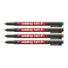 EDDING ED 141F OHP alkoholos marker vegyes színekben