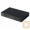 Edimax Desktop PoE Smart Switch 8x10/100Mbps, 120W, QoS, VLAN