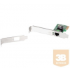 Edimax Gigabit LAN Card, RJ45, PCI Express, additional low profile bracket incl.