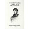 Edmond Bordeaux Székely Az Esszénus Béke Evangélium felfedezése