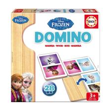 Educa Disney Jégvarázs fa dominó, 28 darabos puzzle, kirakós