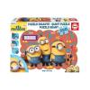 Educa Minions óriás puzzle, 250 darabos