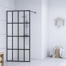 Edzett üveg zuhanyfal 90 x 195 cm fürdőszoba kiegészítő