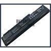 Eee PC 1011 Series 4400 mAh 6 cella fekete notebook/laptop akku/akkumulátor utángyártott