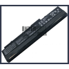 Eee PC 1215 Series 4400 mAh 6 cella fekete notebook/laptop akku/akkumulátor utángyártott