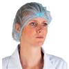 . Egészségügyi hajháló, kék