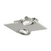 EGLO 39248 - LED Spotlámpa BREA 2xLED/5W/230V/12V