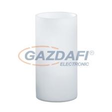 EGLO 81827 Asztali 1*60W E14 m:20cm opál Geo világítás