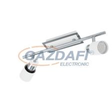 EGLO 92085 LED-es fali/ mennyezeti GU10 2x5Wkr/fehDavida világítás