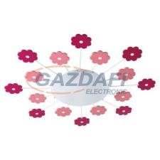 EGLO 92147 Fali/ mennyezeti E27 1x60Wrózsasz.virágViki1 világítás