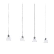 EGLO 94356 - LED Csillár PANCENTO 4xLED/4,5W/230V világítás