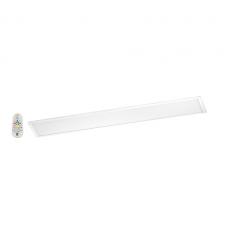 EGLO 96664 SALOBRENA-C LED (RGB-s) szabályzós süllyesztett lámpa (beltéri), fehér színben, MAX 34W telj., LED-es, 4300lm , 2700K-6500K RGB-s, a színhőmérséklet szabályozható (Bluetooth, távírányító) világítás