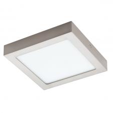 EGLO 96679 FUEVA-C LED (RGB-s) szabályzós falon kívüli lámpa, matt nikkel színben, MAX 15,6W telj., LED-es, 2000lm , 2700K-6500K RGB-s, a színhőmérséklet szabályozható (Bluetooth vagy távírányító) világítás