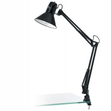"""EGLO Asztali lámpa, 40 W, """"Firmo"""", fekete elemlámpa"""