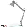 "EGLO Asztali lámpa, 40 W, ""Firmo"", ezüst"