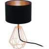 EGLO Asztali lámpa CARLTON 2 1x60W 95787   - Eglo