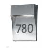 EGLO CINEMA 88059 kültéri fali lámpa házszámmal