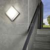 EGLO Infesto 1 – 94877 – kültéri falra szerelhető LED lámpa, rozsdamentes acél, 8W, 820 lm, 3000K melegfehér