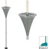 EGLO Kültéri  Napelemes lámpa  1x0.06 W  Z SOLAR  90488 - Eglo
