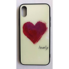 egyéb BH680 Telefon tok BLU-RAY Üveg Heart Samsung S8