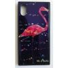 egyéb BH686 Telefon tok BLU-RAY Üveg Bird Black Iphone 7/8