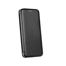 egyéb Forcell Elegance LG K61 oldalra nyíló mágneses könyv tok szilikon belsővel fekete tok és táska