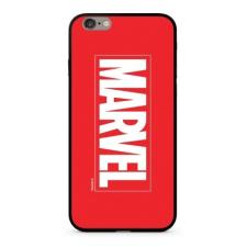 egyéb Marvel prémium szilikon tok edzett üveg hátlappal - Marvel 005 Huawei P40 piros (MPCMV2225) tok és táska
