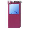 egyéb Notesz / flip tok - MAGENTA - oldalra nyíló ablakos flip cover, mûanyag belsõ - SAMSUNG SM-G960 Galaxy S9