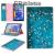 egyéb Notesz / mappa tok - VIRÁGZÓ FA MINTÁS - oldalra nyíló, belső zseb, asztali tartó funkció, szilikon belső - SAMSUNG SM-T590 Galaxy Tab A 10.5 Wi-Fi / SAMSUNG SM-T595 Galaxy Tab A 10.5 LTE