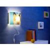 Egyedi fényképes fali lámpa