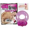 Egyszeri vibrációs gyűrű (pink)