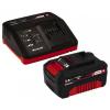 EINHELL 18V 3,0Ah PXC Starter Kit akku+töltő