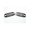 Einparts Volvo rendszámtábla LED készlet