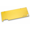 EK Water Blocks EK-FC980 GTX Hátlap - Gold